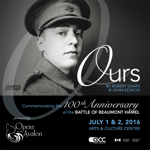 Ours - Opera on the Avalon