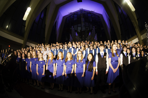 Shallaway Youth Choir photo