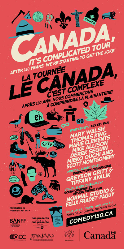 Canada, It's Complicated (Comedy Tour)