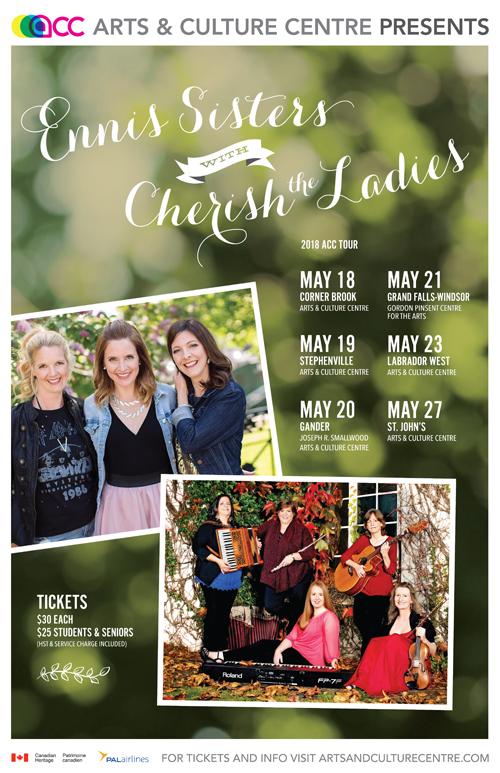 Poster - Ennis Sisters