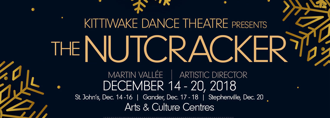 Kittiwake Dance Theatre's The Nutcracker