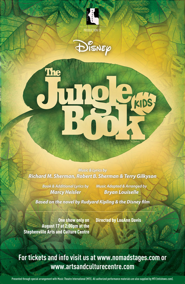 the jungle book authorized edition