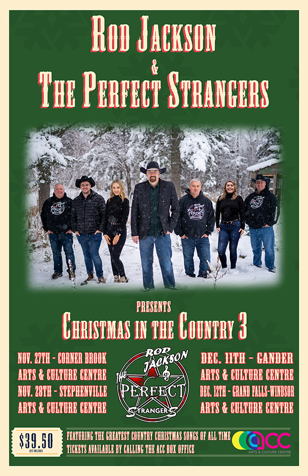 Christmas in the Country poster
