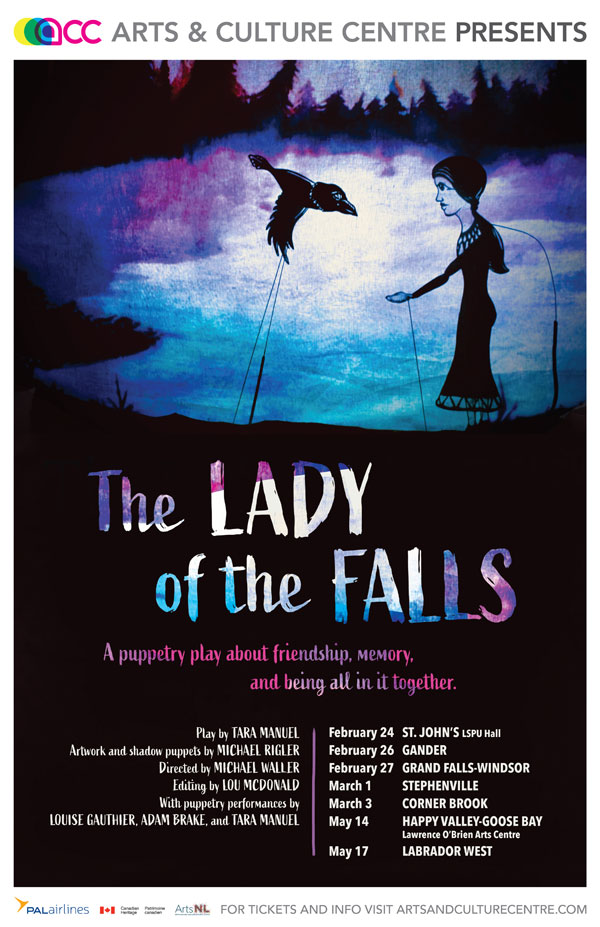 Lady of the Falls - Puppetry Play