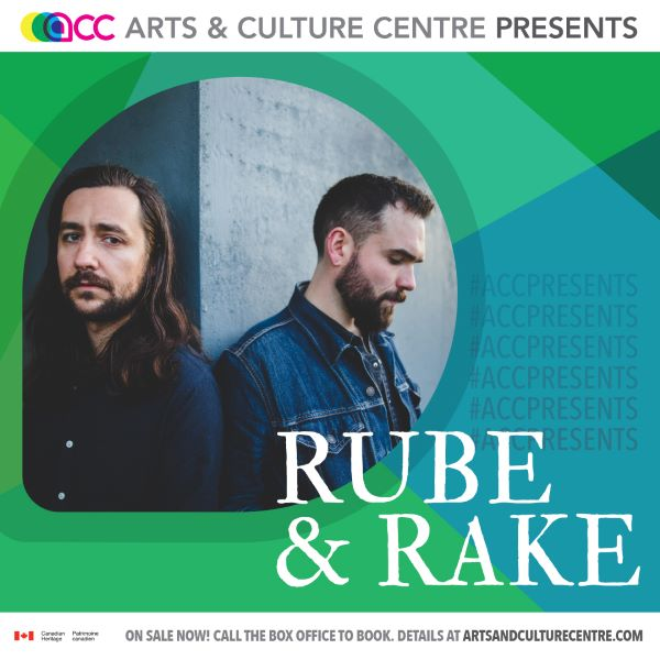 Rube & Rake promo photo