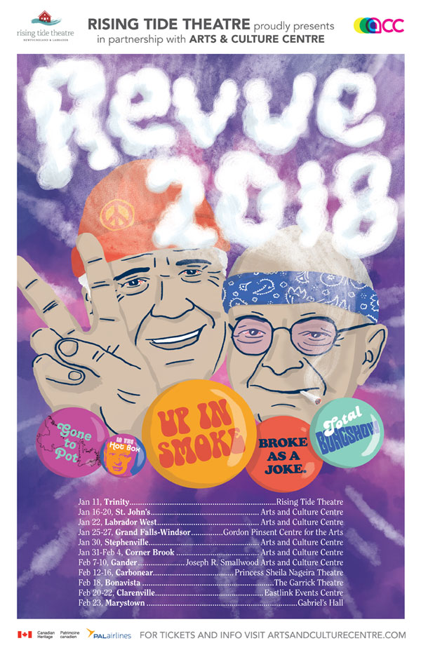 Revue 2018 Poster