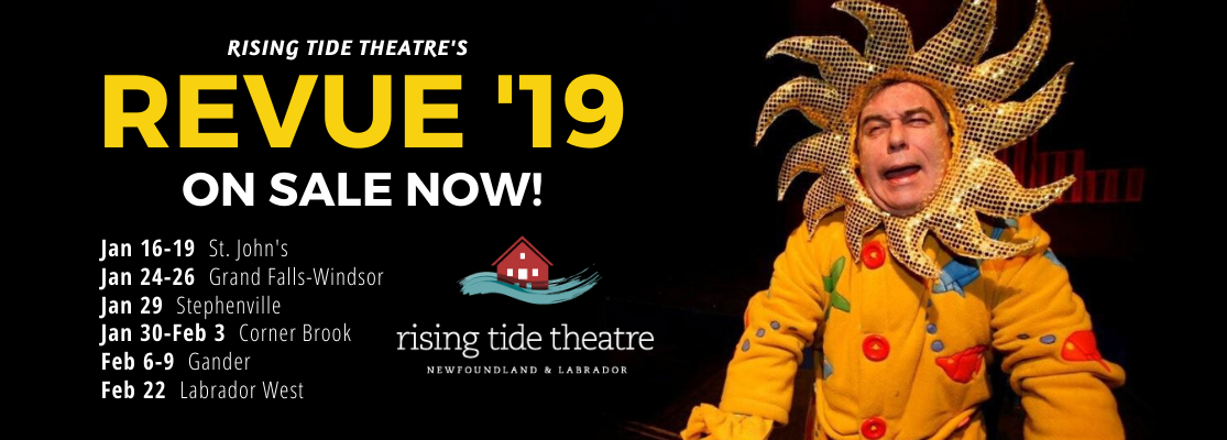 Revue 2019 from Rising Tide Theatre