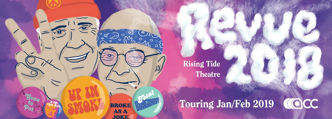 Revue 2018 from Rising Tide Theatre